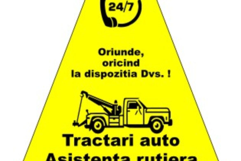 Platforma Tractari Auto 12
