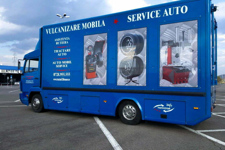 Vulcanizare Mobila 0